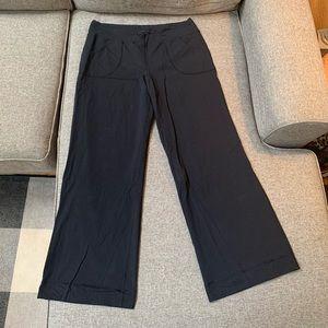 EUC size 12 Lululemon wide leg pants